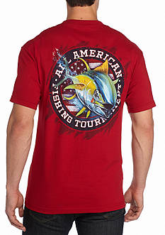 Saddlebred® All America Tuna Graphic Tee