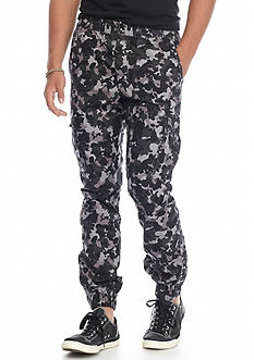 Red Camel® Twill Camo Jogger