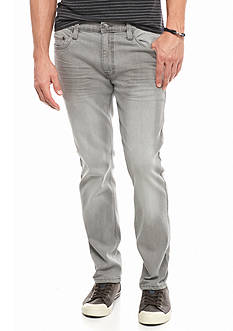 Red Camel 5-Pocket Slim Tapered Stretch Jeans