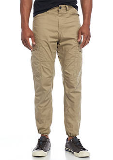 Red Camel Utility Cargo Pants