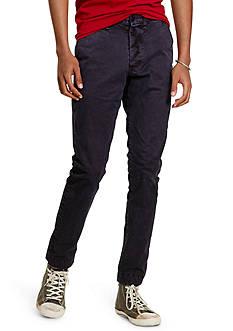 Denim & Supply Ralph Lauren Super-Slim Fit Officer's Chino Pants