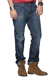 Denim & Supply Ralph Lauren Slouch-Fit Saginaw-Wash Jeans