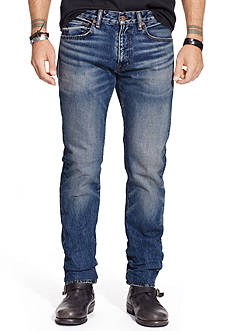 Denim & Supply Ralph Lauren Slouch-Fit Davis Dark Jeans