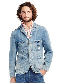Denim & Supply Ralph Lauren Denim Chore Jacket