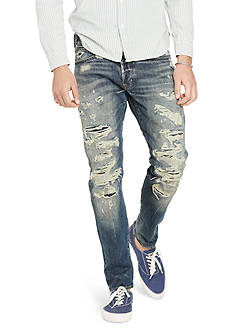 Denim & Supply Ralph Lauren Prospect Slim Fit Jeans