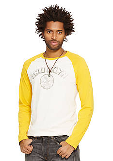 Denim & Supply Ralph Lauren Brooklyn Baseball Tee