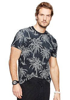 Denim & Supply Ralph Lauren Printed Slub Jersey Tee