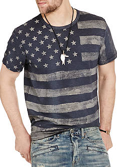 Denim & Supply Ralph Lauren Stars-And-Stripes Graphic Tee