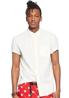 Denim & Supply Ralph Lauren Chambray Short-Sleeve Shirt
