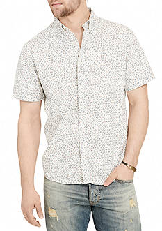 Denim & Supply Ralph Lauren Short-Sleeve Floral Shirt