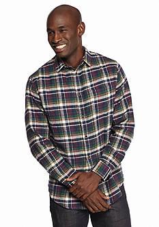 Jachs Manufacturing Co.™ Single Pocket Plaid Shirt