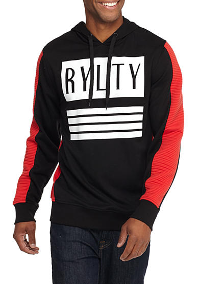 FIVE.BY.FIVE By Master Piece RYLTY Fleece Hoodie