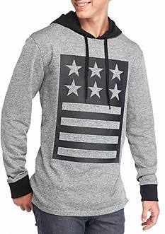Masterpiece Flag Chest Hoodie