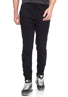 FIVE.BY.FIVE By Master Piece Gathered Stretch Twill Jogger Pants