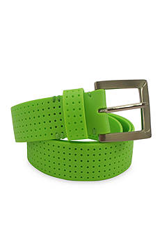 PGA TOUR 38-mm. Silicone Perforated Golf Belt