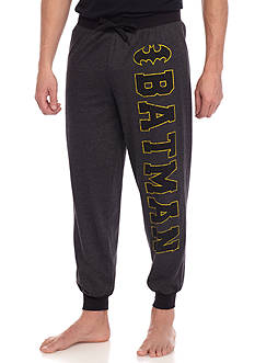 Briefly Stated Batman Jogger Lounge Pants