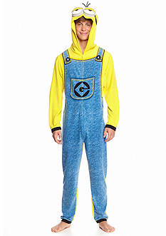 Briefly Stated Minion Sleep Suit