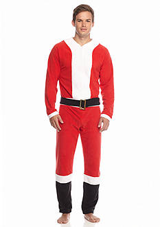 Briefly Stated Men's Union Santa Suit