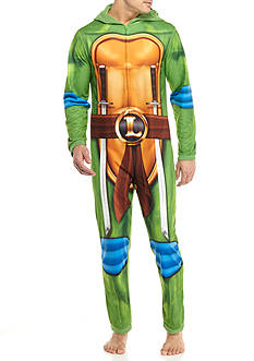 Briefly Stated Teenage Mutant Ninja Turtle® Hooded Adult Union Suit