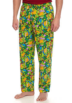 Briefly Stated Teenage Mutant Ninja Turtles Lounge Pants