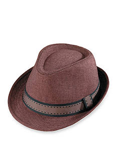 Henschel™ Match Dotted Band Fedora Hat