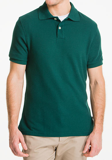 Lee® Short Sleeve Pique Polo