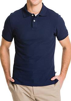 Lee Short Sleeve Pique Polo