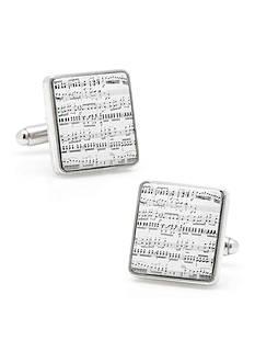 Cufflinks Inc Classical Sheet Music Cufflinks