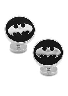 Cufflinks Inc Recessed Black Batman Cufflinks