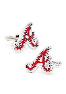 Cufflinks Inc Atlanta Braves Cufflinks