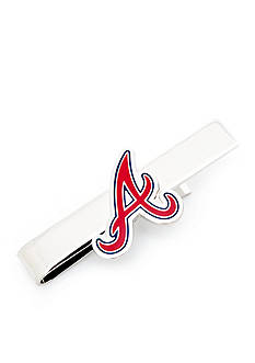 Cufflinks Inc Atlanta Braves Tie Bar