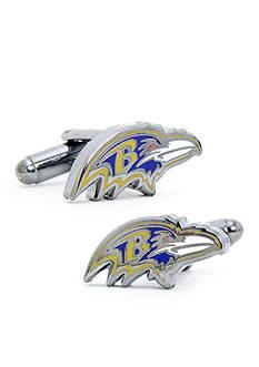 Cufflinks Inc Baltimore Ravens Head Cufflinks