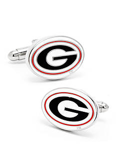 Cufflinks Inc Georgia Bulldogs Cufflinks