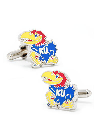Cufflinks Inc Kansas Jayhawks Cufflinks