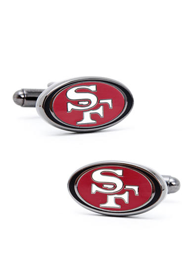Cufflinks Inc San Francisco 49er's Cufflinks