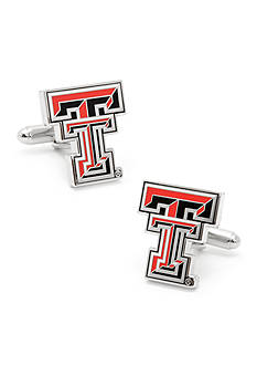 Cufflinks Inc Texas Tech Red Raiders Cufflinks