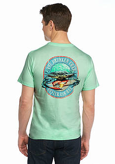 Ocean & Coast The Drunken Crab Oyster Raw Bar Graphic Tee