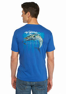 Ocean & Coast® Wahoo Beach Graphic Tee
