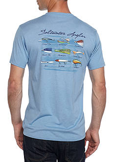 Ocean & Coast® Short Sleeve Lures Graphic Tee