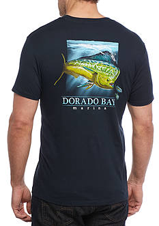 Ocean & Coast Short Sleeve Dorado Bay Graphic Tee