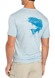 Ocean & Coast® Short Sleeve Rainbow Calling Graphic Tee