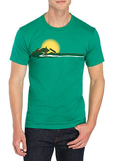 Ocean & Coast Short Sleeve Endless Canoe Graphic Tee