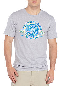 Ocean & Coast® Short Sleeve Fistful O'Fish Graphic Tee