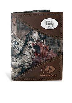 ZEP-PRO Mossy Oak Baylor Bears Tri-fold Wallet