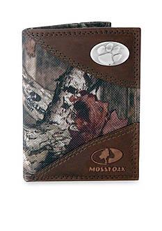 ZEP-PRO Clemson Tigers Tri-fold Wallet