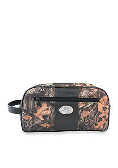 ZEP-PRO Mossy Oak Clemson Tigers Camo Toiletry Shave Kit