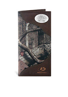 ZEP-PRO Mossy Oak ECU Pirates Secretary Wallet