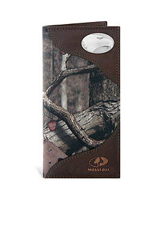 ZEP-PRO Mossy Oak Georgia Southern Eagles Secretary Wallet