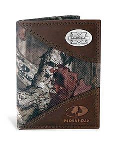 ZEP-PRO Mossy Oak Marshall Thundering Herd Tri-fold Wallet