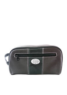 ZEP-PRO Mossy Oak Memphis Tigers Brown Toiletry Shave Kit